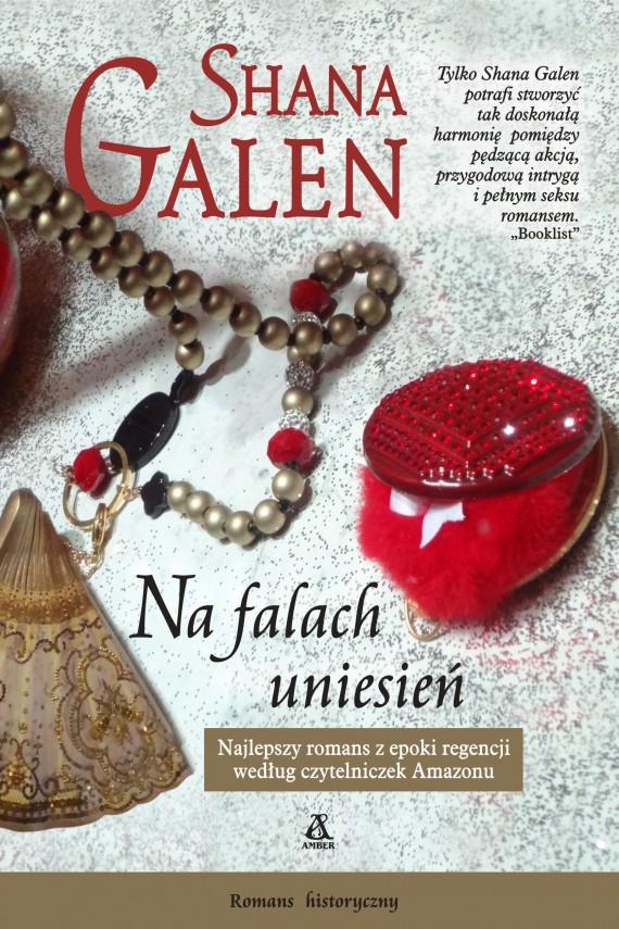 okładka Na falach uniesień. Ebook | EPUB, MOBI | Shana Galen