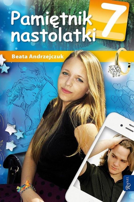 okładka Pamiętnik nastolatki 7. Ebook | EPUB, MOBI | Beata Andrzejczuk