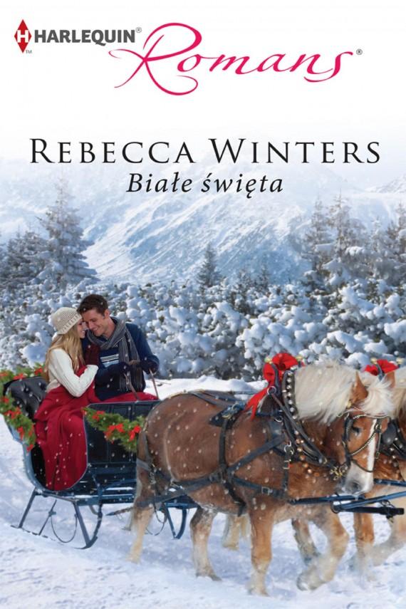 okładka Białe święta. Ebook | EPUB, MOBI | Rebecca Winters
