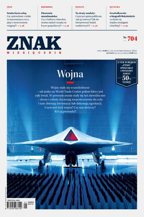 okładka ZNAK Miesięcznik nr 704 (1/2014)ebook | EPUB, MOBI | autor zbiorowy