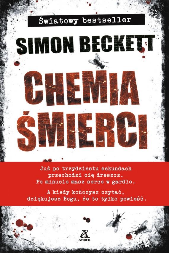 okładka Chemia smierci. Ebook | EPUB, MOBI | Simon Beckett