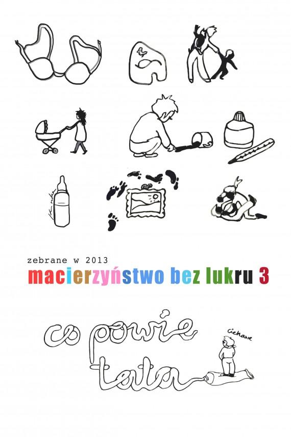 okładka Macierzyństwo bez lukru. cz. 3ebook | EPUB, MOBI | Opracowanie zbiorowe