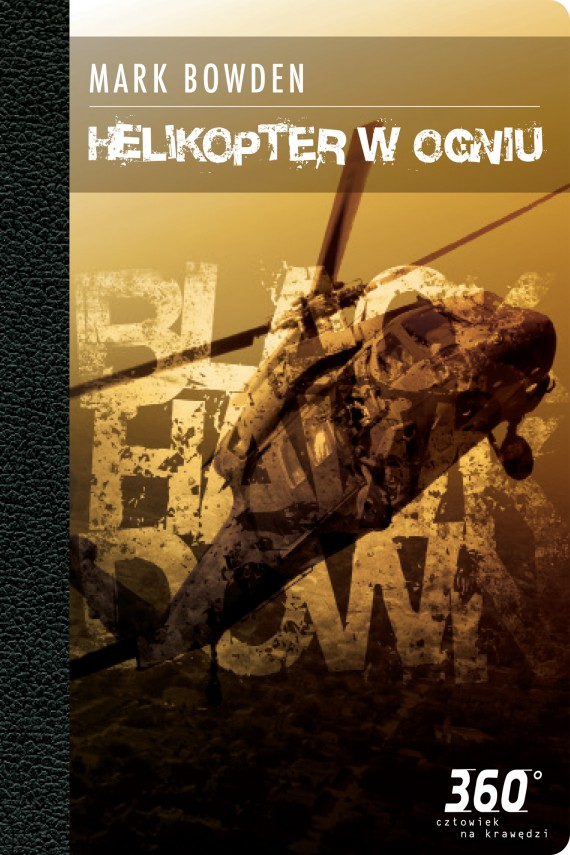 okładka Helikopter w ogniu. Ebook | EPUB, MOBI | Mark Bowden