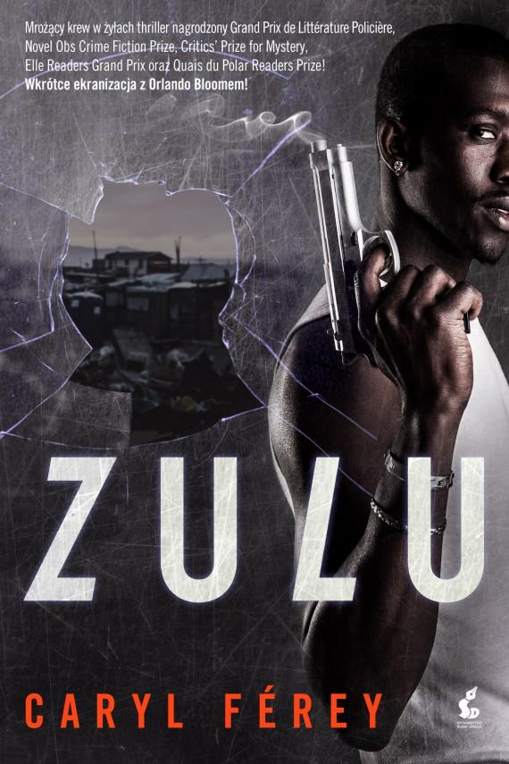 okładka Zulu. Ebook | EPUB, MOBI | Caryl Férey