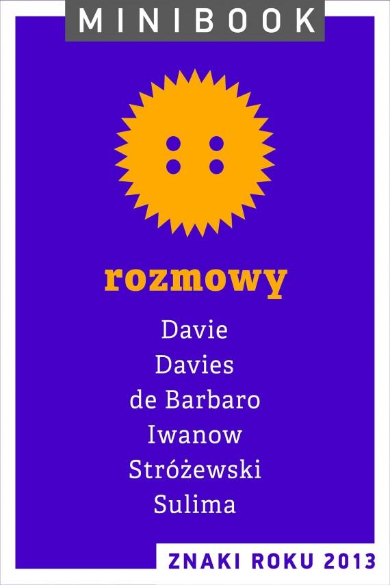 okładka Rozmowy. Minibookebook | EPUB, MOBI | autor zbiorowy