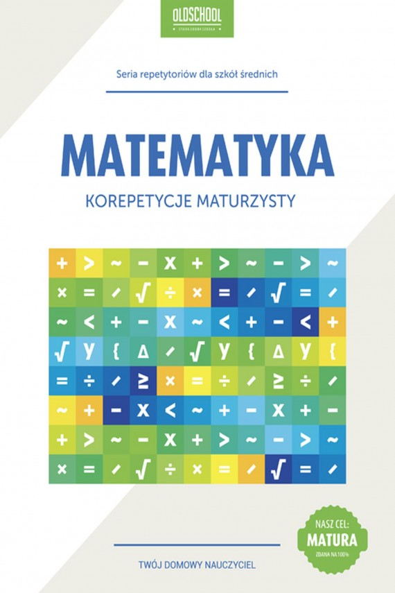 okładka Matematyka. Korepetycje maturzysty. Ebook | PDF | Danuta Zaremba