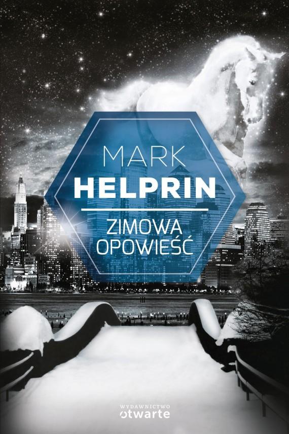 okładka Zimowa opowieść. Ebook | EPUB, MOBI | Mark Helprin