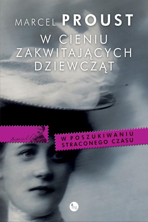 okładka W cieniu zakwitających dziewczątebook   EPUB, MOBI   Marcel Proust
