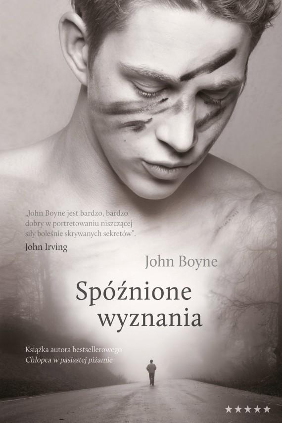 okładka Spóźnione wyznania. Ebook   EPUB, MOBI   John Boyne