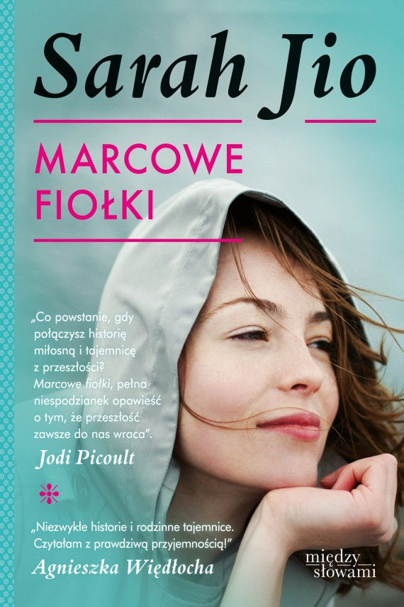 okładka Marcowe fiołki. Ebook | EPUB, MOBI | Sarah Jio