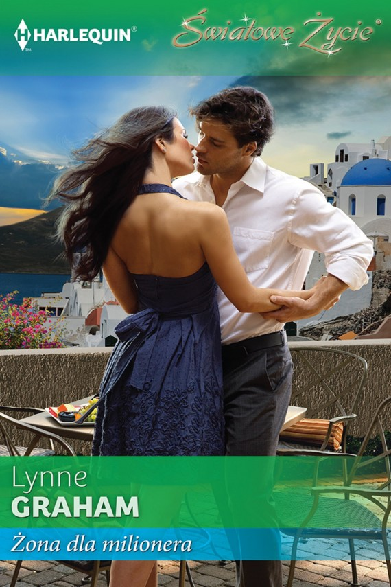okładka Żona dla milionera. Ebook | EPUB, MOBI | Lynne Graham