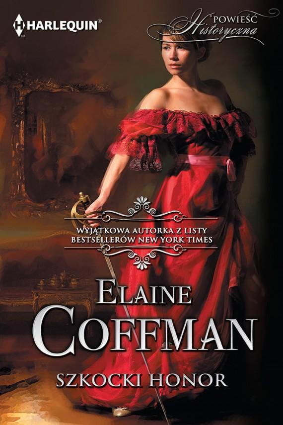 okładka Szkocki honor. Ebook | EPUB, MOBI | Elaine Coffman