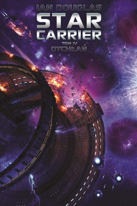 okładka Star Carrier. Tom 4. Otchłańebook | EPUB, MOBI | Ian Douglas