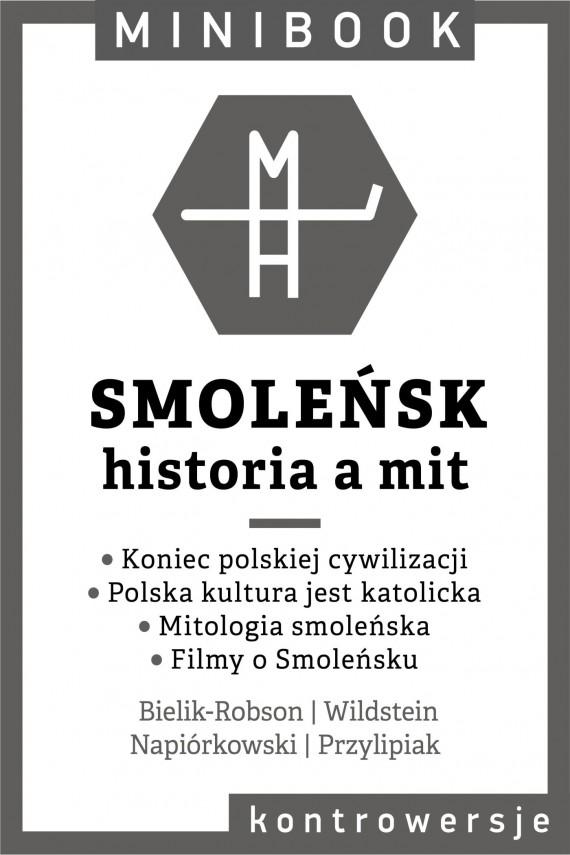 okładka Smoleńsk. Minibook. Ebook | EPUB, MOBI | autor zbiorowy