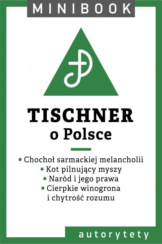 okładka Tischner o Polsce. Minibookebook | EPUB, MOBI | Ks. Józef Tischner