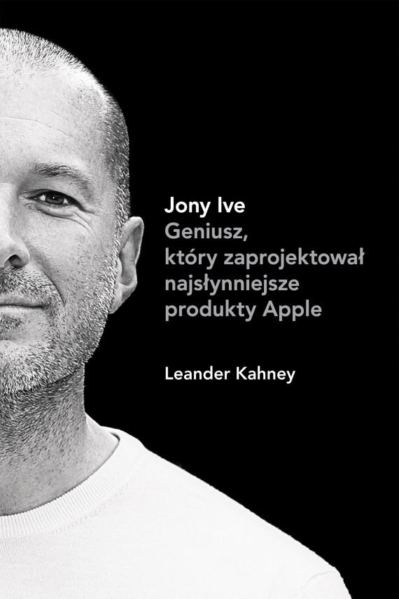 okładka Jony Iveebook | EPUB, MOBI | Leander Kahney