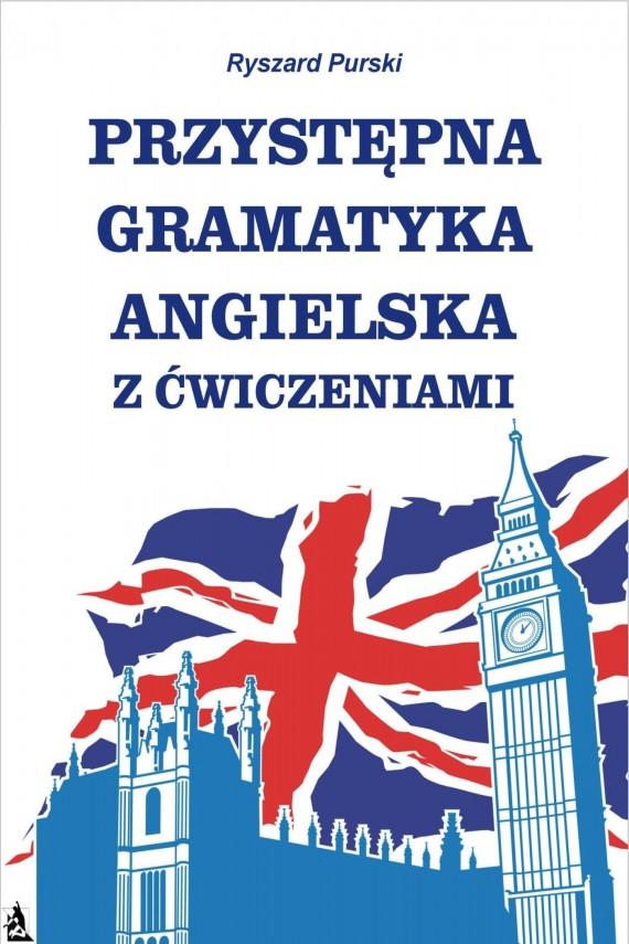 okładka Przystępna gramatyka angielska. Ebook | EPUB, MOBI | Ryszard Purski
