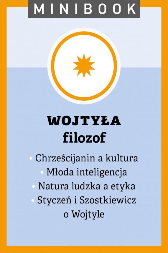 okładka Wojtyła. Minibook. Ebook | EPUB, MOBI | autor zbiorowy