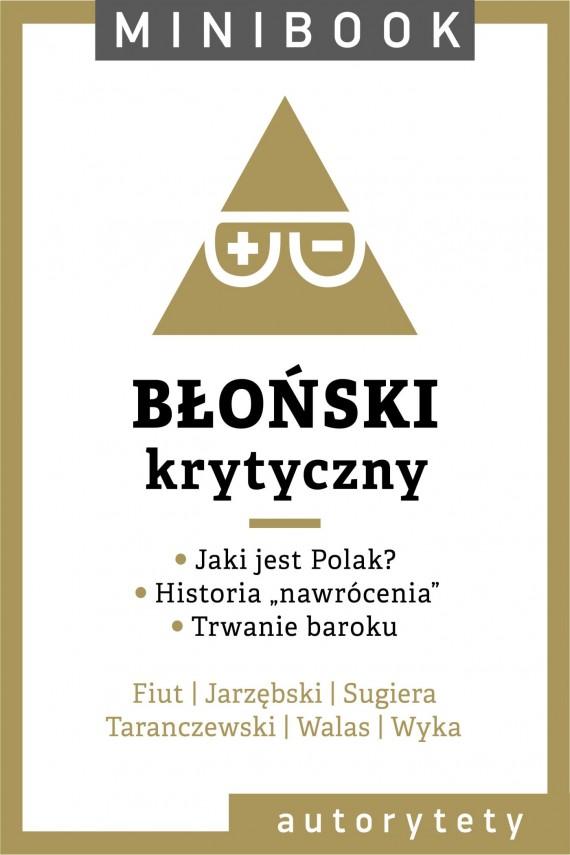 okładka Błoński. Minibookebook | EPUB, MOBI | autor zbiorowy