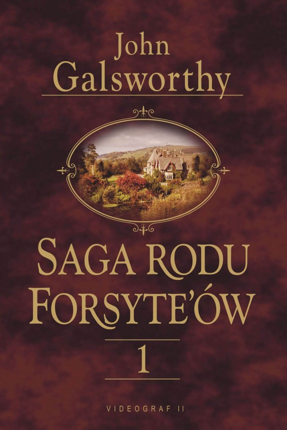 okładka Saga Rodu Forsyte'ów 1. Posiadaczebook | EPUB, MOBI | John Galsworthy