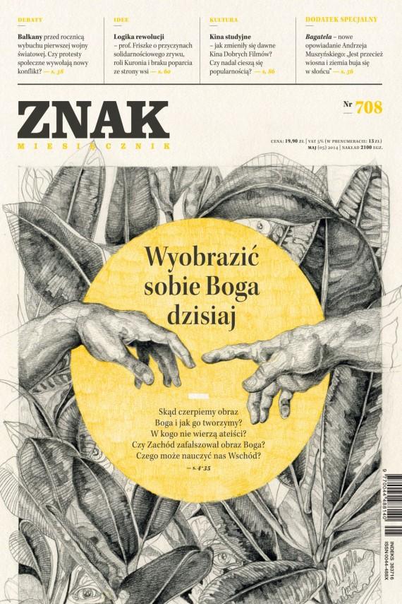 okładka ZNAK Miesięcznik nr 708 (5/2014)ebook | EPUB, MOBI | autor zbiorowy