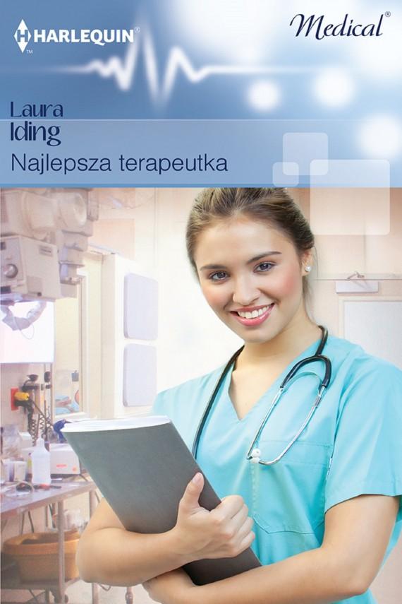 okładka Najlepsza terapeutka. Ebook | EPUB, MOBI | Laura Iding