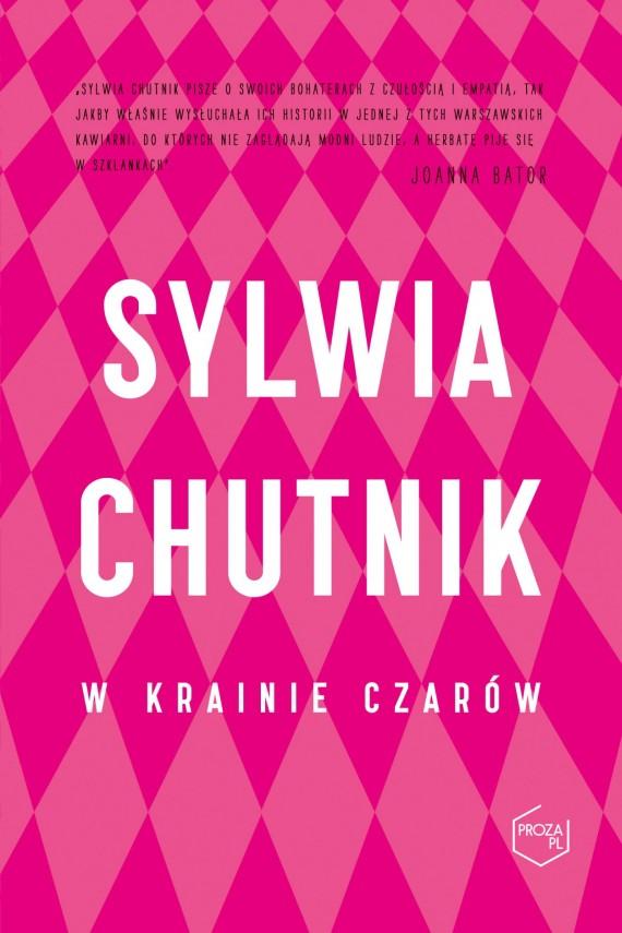 okładka W krainie czarówebook | EPUB, MOBI | Sylwia Chutnik