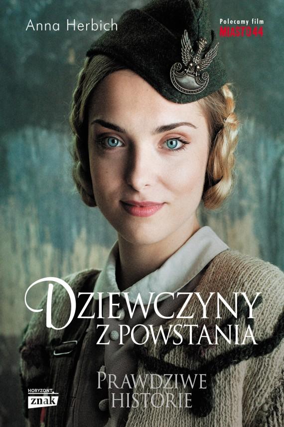 okładka Dziewczyny z Powstania. Ebook | EPUB, MOBI | Anna Herbich