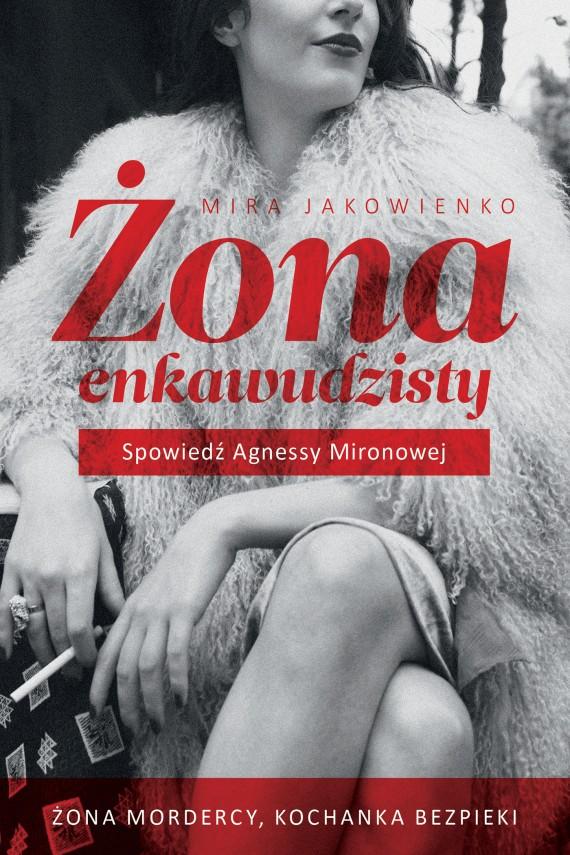 okładka Żona enkawudzisty. Ebook | EPUB, MOBI | Mira Jakowienko