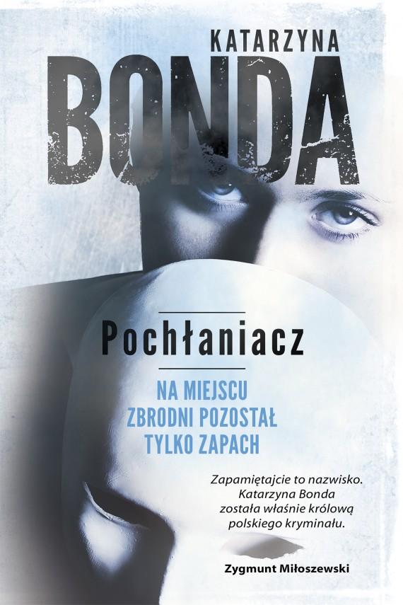 okładka Pochłaniaczebook | EPUB, MOBI | Katarzyna Bonda