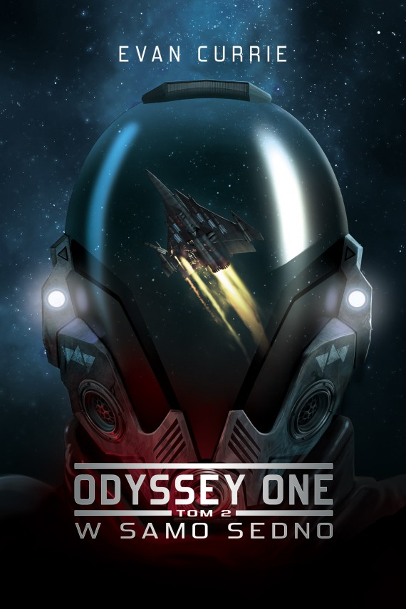 okładka Odyssey One #2: W samo sedno. Ebook | EPUB, MOBI | Evan Currie