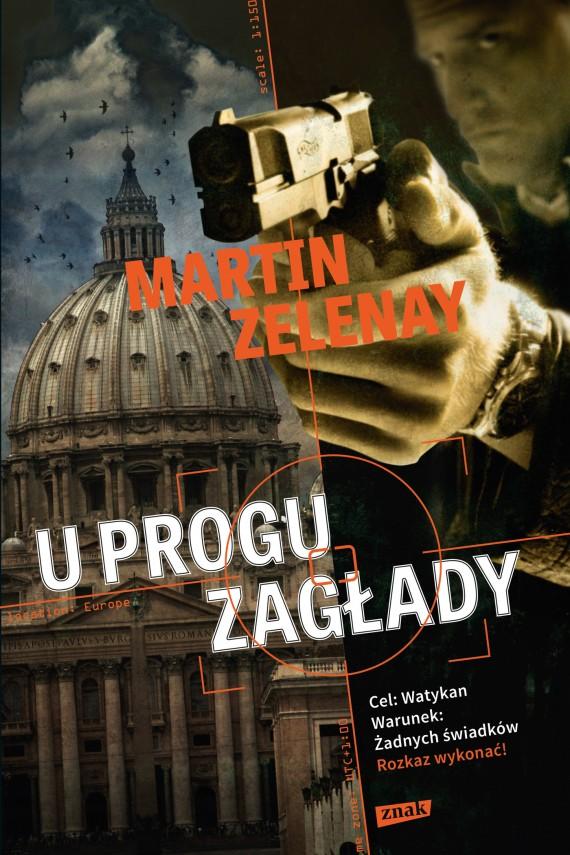 okładka U progu zagłady. Ebook | EPUB, MOBI | Martin ZeLenay