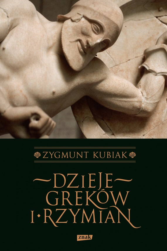 okładka Dzieje Greków i Rzymian. Ebook   EPUB, MOBI   Zygmunt Kubiak