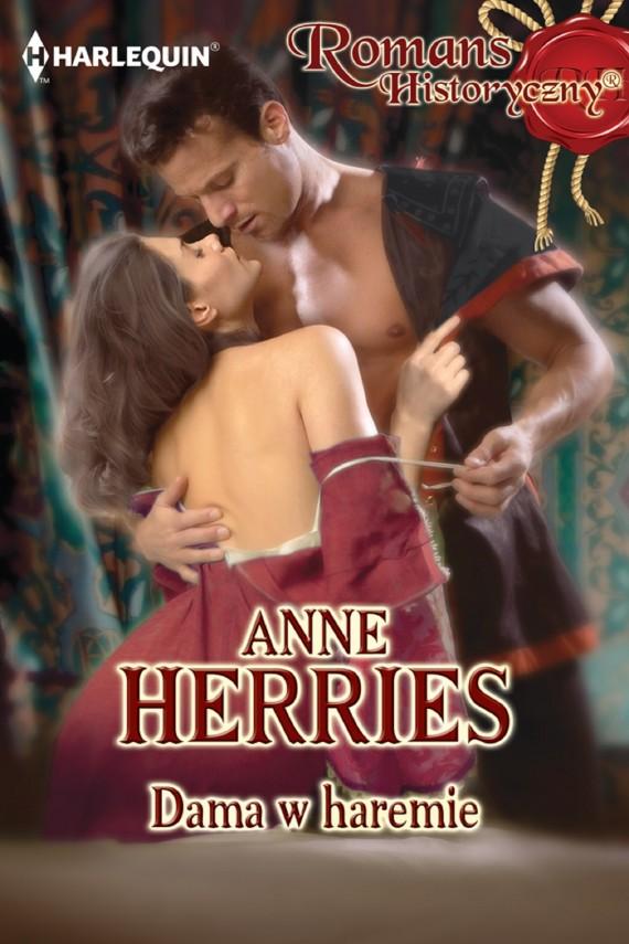 okładka Dama w haremie. Ebook | EPUB, MOBI | Anne Herries
