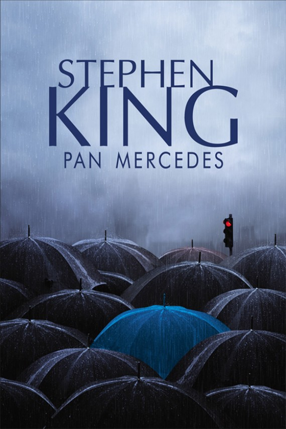 okładka Pan Mercedesebook | EPUB, MOBI | Stephen King