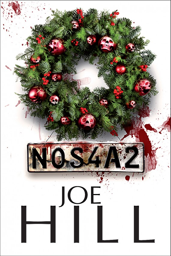 okładka Nos4A2. Ebook | EPUB, MOBI | Joe Hill