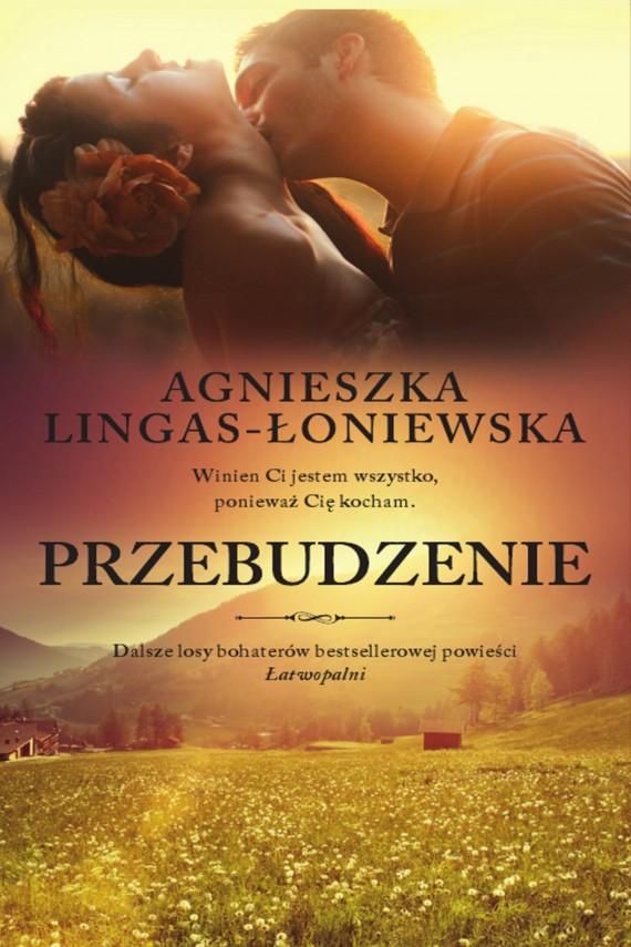 okładka Przebudzenie. Ebook   EPUB, MOBI   Agnieszka Lingas-Łoniewska