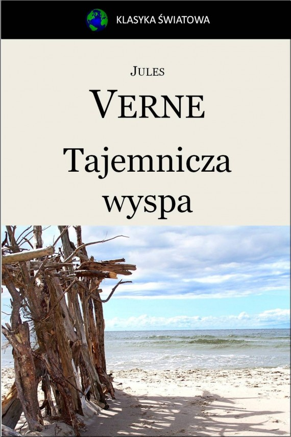 okładka Tajemnicza wyspaebook | EPUB, MOBI | Jules Verne