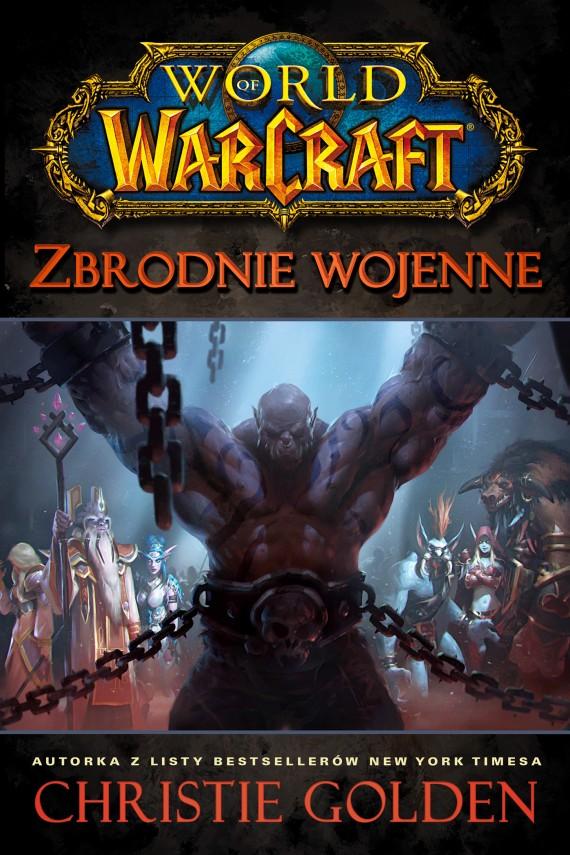 okładka World of Warcraft: Zbrodnie wojenne. Ebook   EPUB, MOBI   Christie Golden