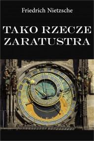 okładka Tako rzecze Zaratustra, Ebook   Friedrich Nietzsche