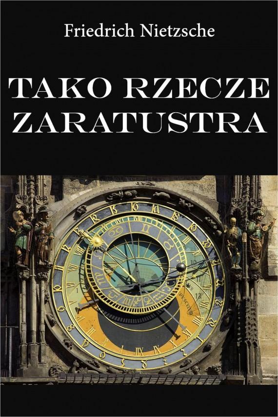okładka Tako rzecze Zaratustraebook | EPUB, MOBI | Friedrich Nietzsche