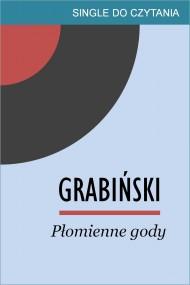 okładka Płomienne Gody. Ebook | EPUB,MOBI | Stefan Grabiński