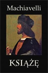 okładka Książę, Ebook | Nicolo Machiavelli