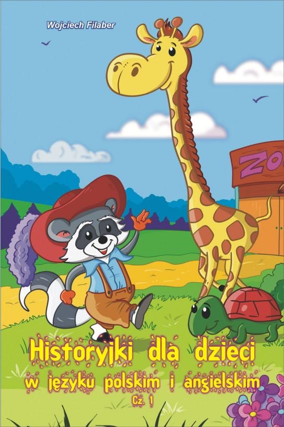 okładka Historyjki dla dzieci. Ebook | EPUB, MOBI | Wojciech Filaber