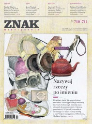 okładka ZNAK Miesięcznik nr 710-711 (7-8/2014). Ebook | EPUB,MOBI | autor zbiorowy