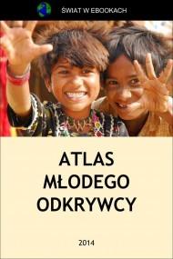 okładka Atlas młodego odkrywcy, Ebook   Jacek Leski