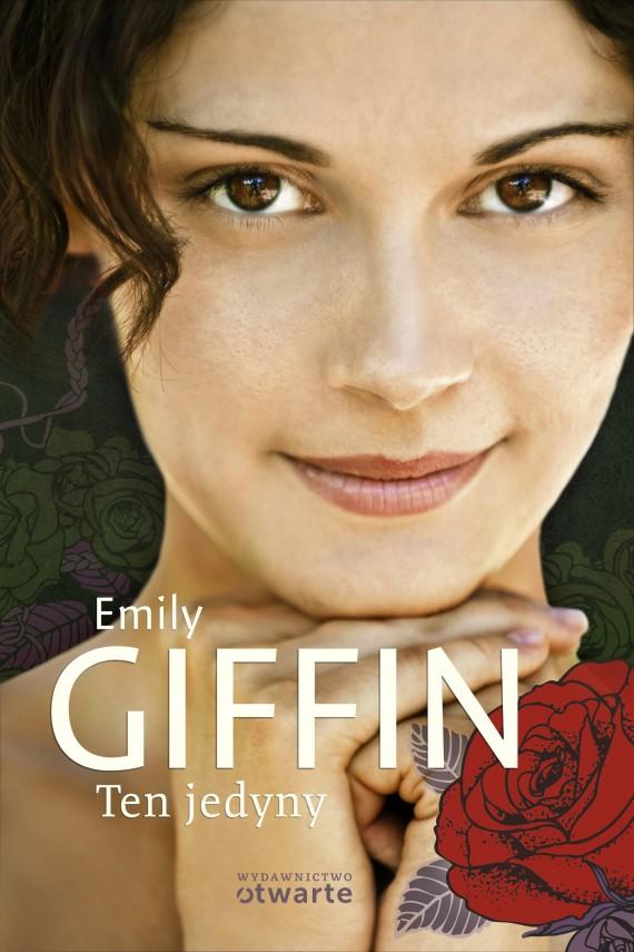 okładka Ten jedyny. Ebook | EPUB, MOBI | Emily Giffin