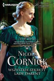 okładka Wszystkie sekrety lady Darent. Ebook   EPUB,MOBI   Nicola Cornick