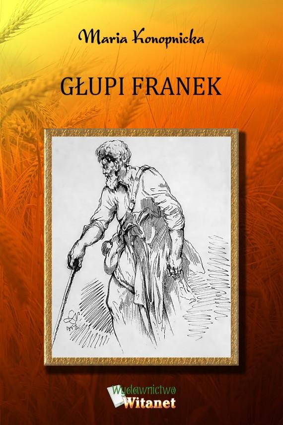 okładka Głupi Franek. Ebook | EPUB, MOBI | Maria Konopnicka