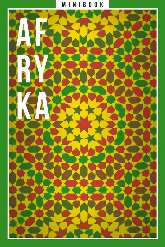 okładka Afryka. Minibook. Ebook | EPUB, MOBI | autor zbiorowy